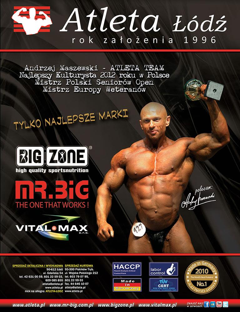 Nowy Plakat Z Andrzejem Maszewskim Forum Sfd