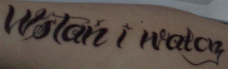 Schodzi Tatuaż Forum Sfd