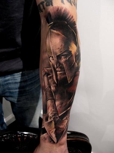 Tatuaż Z 300 Spartan Szacowana Cena Forum Sfd