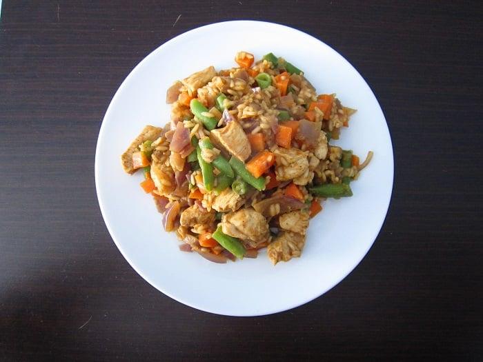recipe: sałatka kuskus z kurczakiem [14]