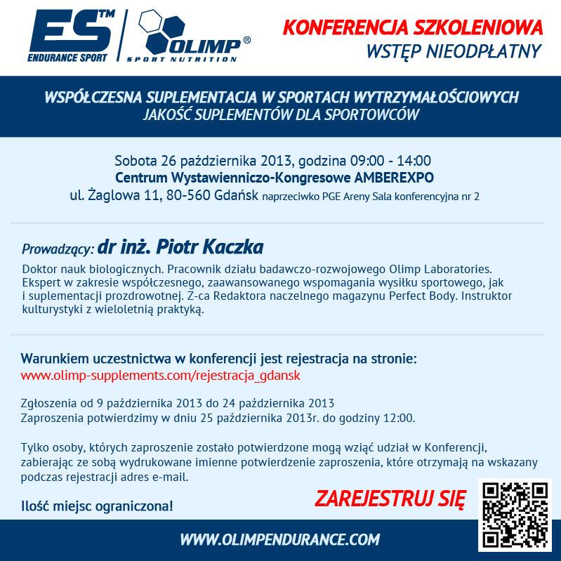 Konferencja Szkoleniowa Gdańsk Forum Sfd