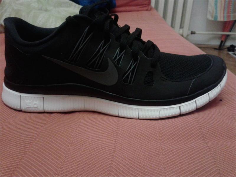 on sale 710de 84721 sprzedam nowe buty NIKE FREE 5.0+ rozmiar 43wkładka 27,5cm kolor czarny  sprzedaję je, gdyż nie trafiłem z rozmiarem. odbiór osobisty