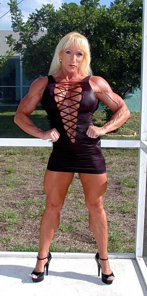 Womens Bodybuilding  Kobieca Kulturystyka - Forum Sfd -6971