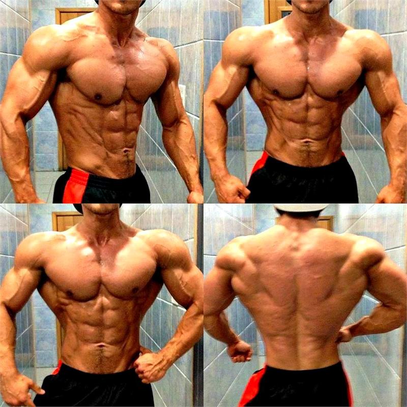 Как сделать мышцы рельеф мышц