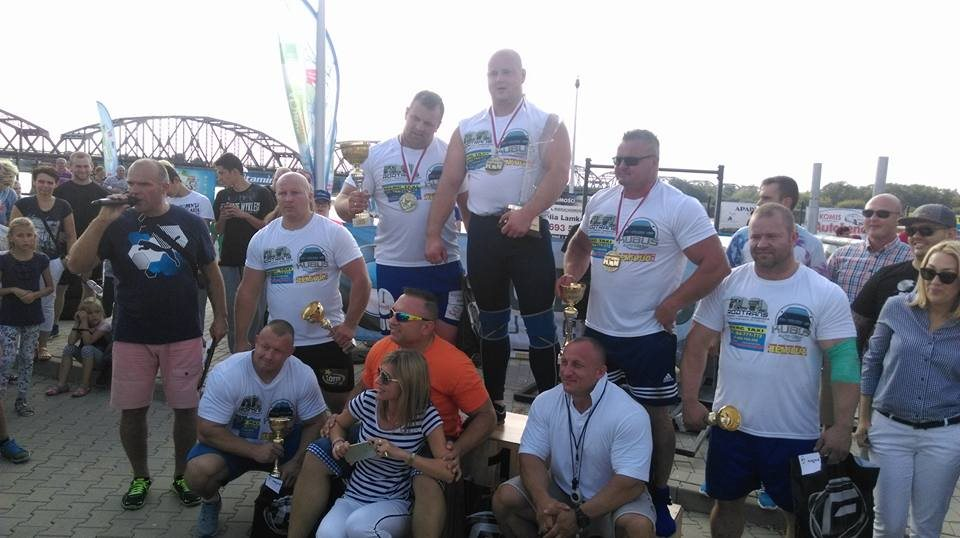 Puchar Polski Strongman - 03.09.2016 r. Grudziądz. - Forum SFD