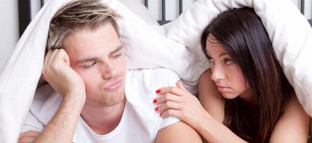 Problemy z erekcją i niskie libido