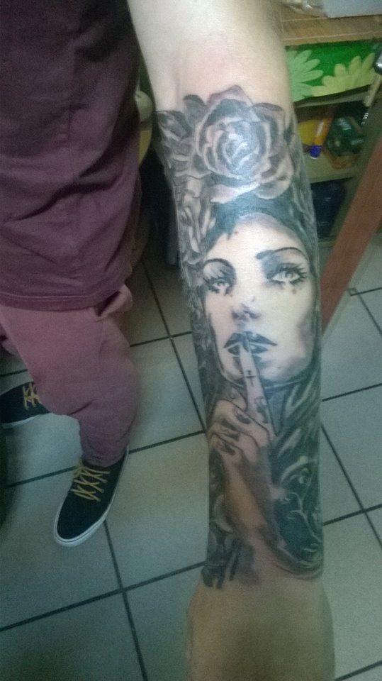 świeży Tatuaż A Bieganie Forum Sfd